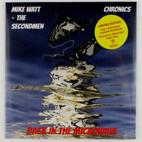 Mike Watt + The Secondmen - Rabbit Hole Records