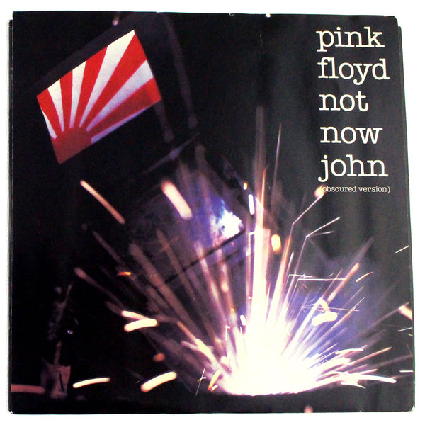 Pink Floyd ‎– Not Now John - Rabbit Hole Records