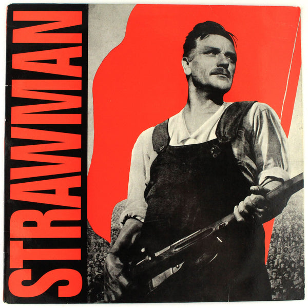 Strawman - S/T, Album Cover Side 1