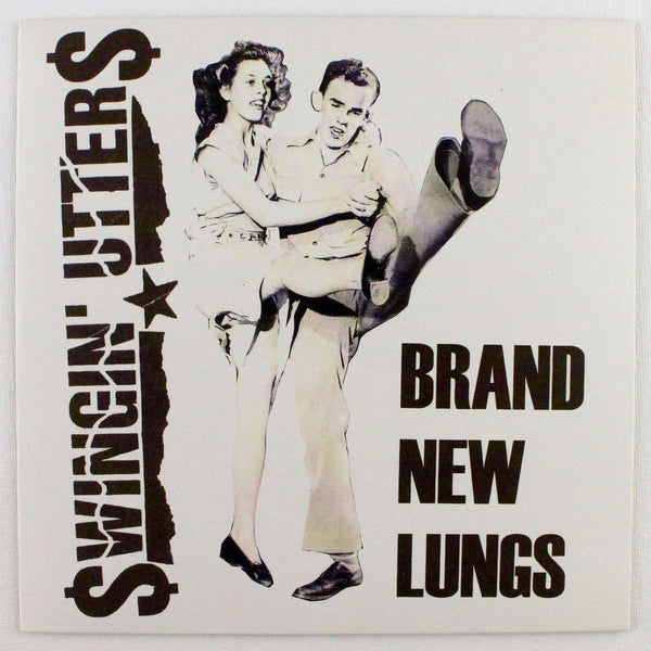 Swingin' Utters ‎– Brand New Lungs, Rabbit Hole Records