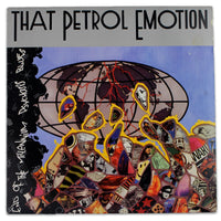 That Petrol Emotion ‎– End Of The Millennium Psychosis Blues - Rabbit Hole Records