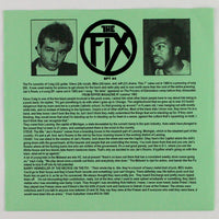 The Fix - Vengeance - Rabbit Hole Records