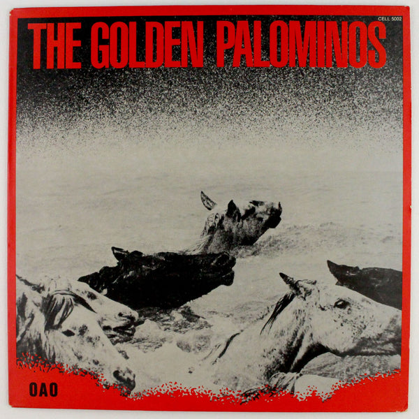 The Golden Palominos - S/T - Rabbit Hole Records