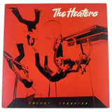 The Heaters – Energy Transfer - Rabbit Hole Records