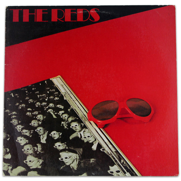 The Reds - Self Titled - Rabbit Hole Records