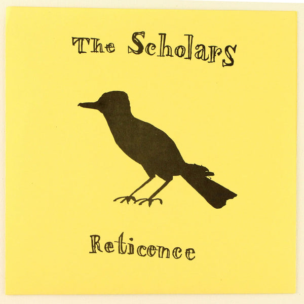 The Scholars - Reticence - Rabbit Hole Records