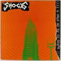 The Shocks - Bored To Be In Zero 3 - Rabbit Hole Records