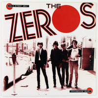 The Zeros - Handgrenade Heart - Rabbit Hole Records