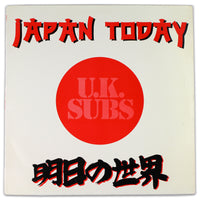 UK Subs – Japan Today - Rabbit Hole Records