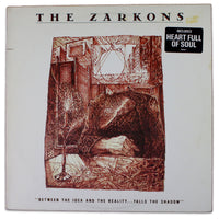 The Zarkons ‎– Between The Idea And The Reality...Falls The Shadow - Rabbit Hole Records
