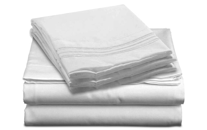 100% Bamboo Fabric Bed Sheet Set *PREMIUM COLLECTION*