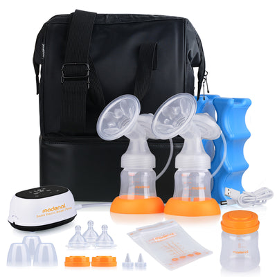 MADENAL Double Electric Breast Pump | NEW - MADENAL