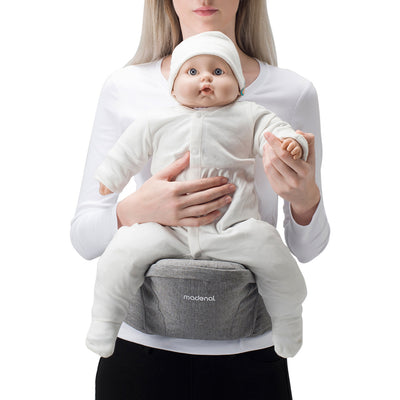 7-IN-1 Ergonomic Baby Hip Seat Carrier - MADENAL