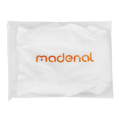 Adjustable Size Cotton Washable Reusable 4 Layers Cloth Diapers -2 Pack - MADENAL