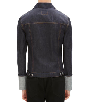 Helmut Lang Japanese Denim Jacket - Bear Fox Babe
