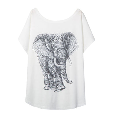 The Great Elephant Tee