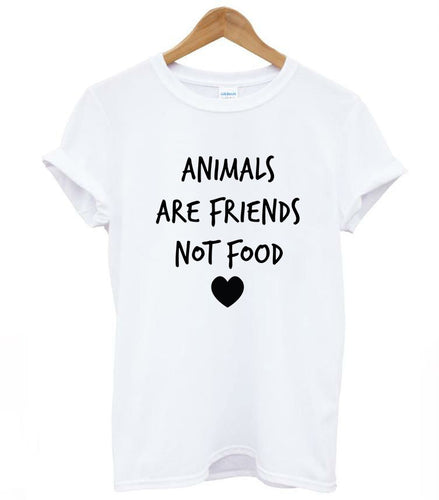 Frendz Not Food Tee