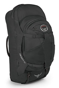 Osprey Packs Farpoint 55 Travel Backpack, Volcanic Grey, Small/Medium