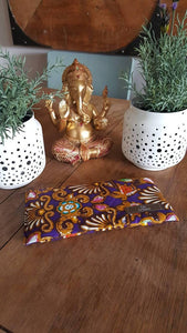 Lavender Eye Pillow / Meditation Eye Pillow  / Aromatherapy Pillow