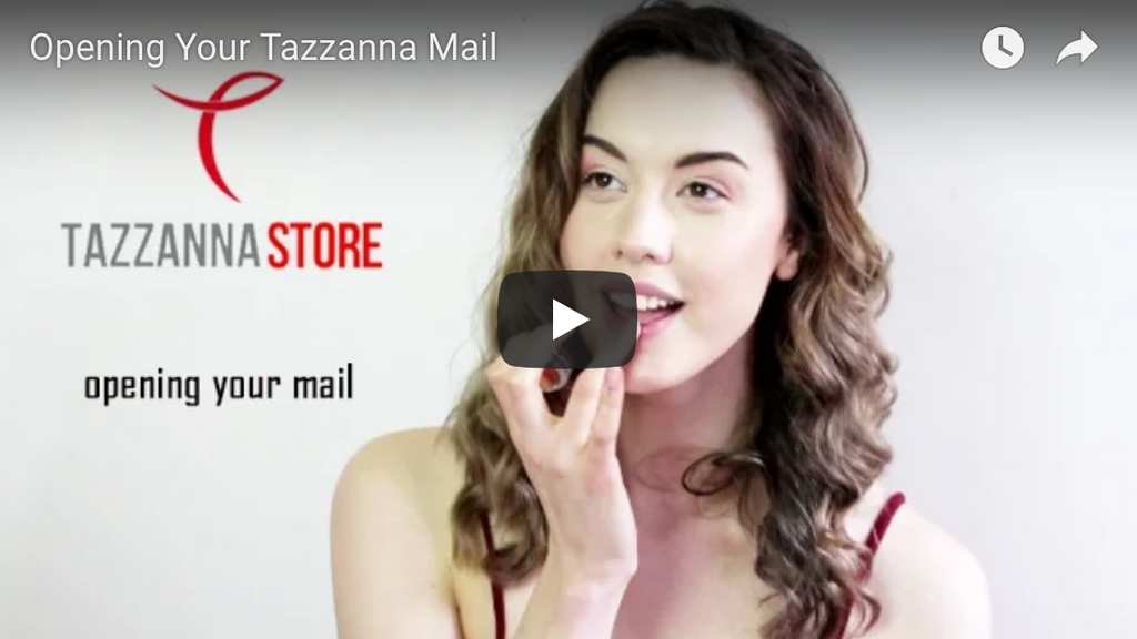 Opening Your Tazzanna Mail