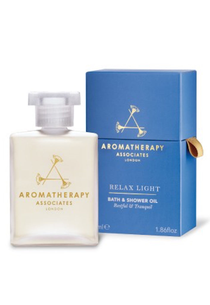 Aromatherapy Associates Relax Light Bath & Shower Oil / 55ml