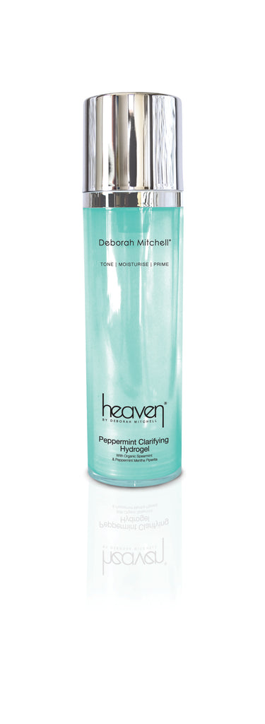 Heaven Skincare Peppermint Hydrogel 120ml