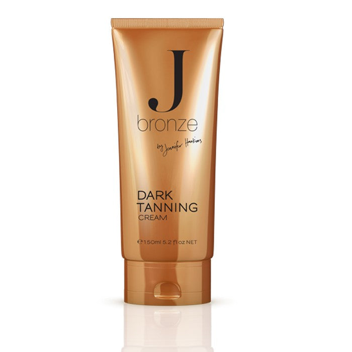 J Bronze By Jennifer Hawkins Dark Tanning Cream 150ml