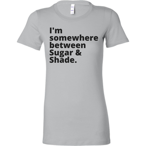 Sugar and Shade Tee