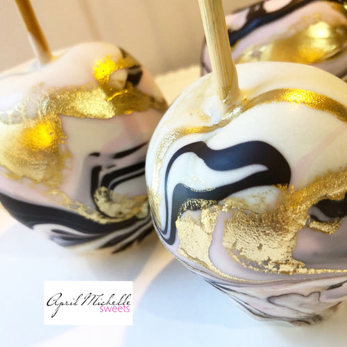 Chocolate Marble Apple Class