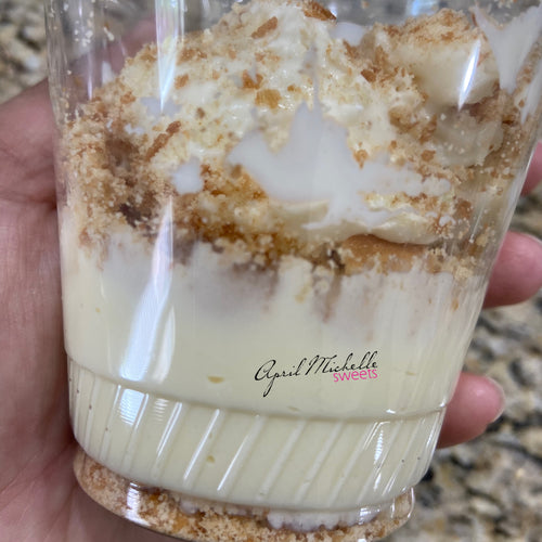 Banana Pudding Cheesecake Bowl