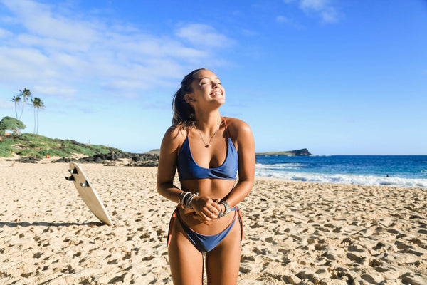 How to Choose the Most Flattering Side Tie String Bikini Bottoms