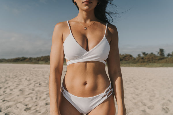 4 WAYS TO TIE THE KAILUA WRAP BIKINI TOP