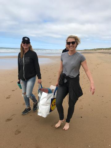 Dingle Peninsula Beach Cleanup