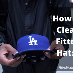 How To Clean Fitted Hats