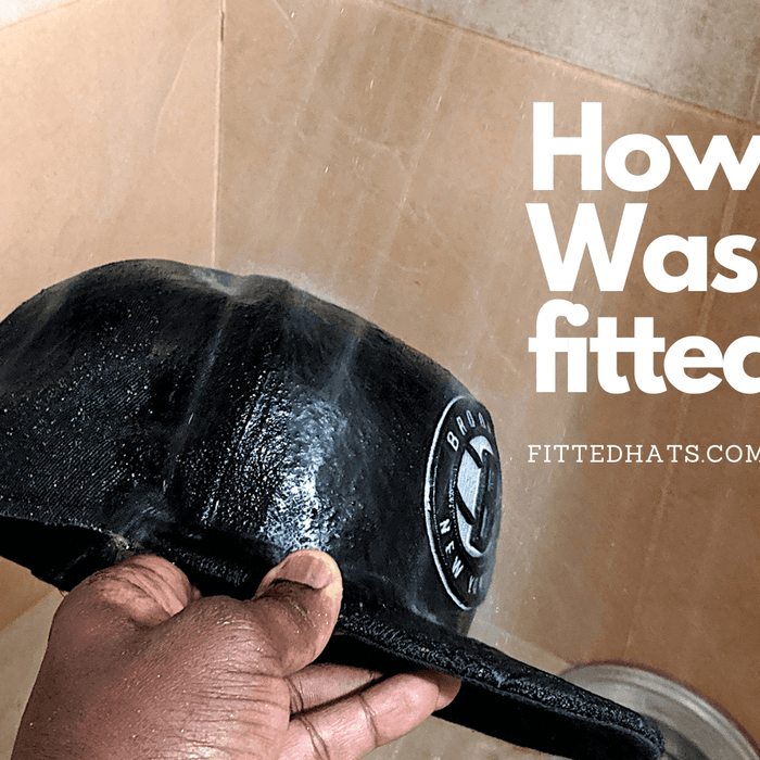 how to wash a fitted hat