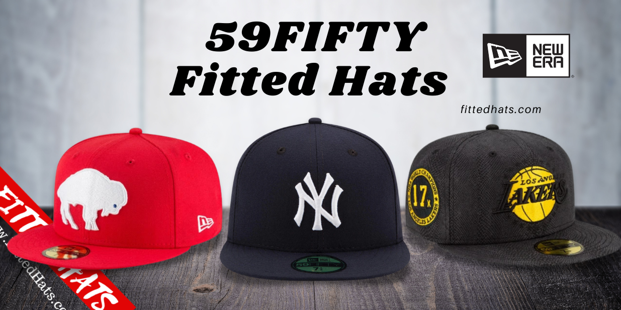 59Fifty Fitted Hats