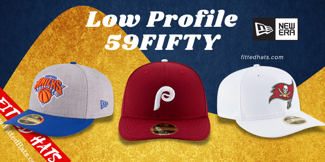 New Era Low Profile 59fifty Fitted Hat