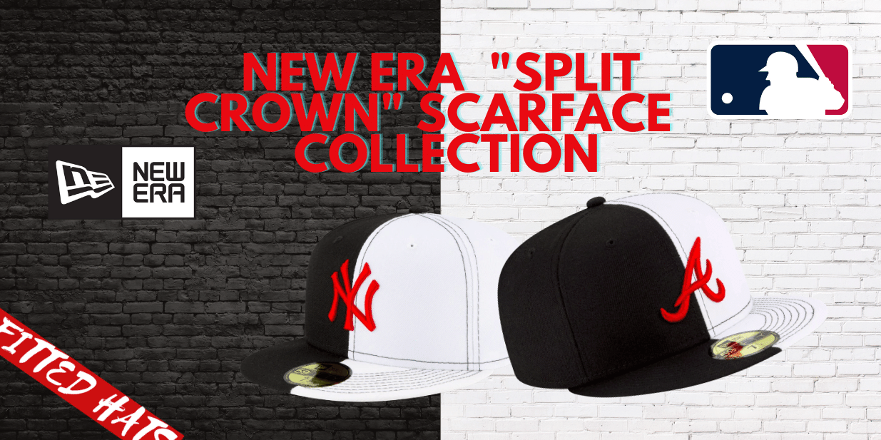 Scarface Fitted Hats