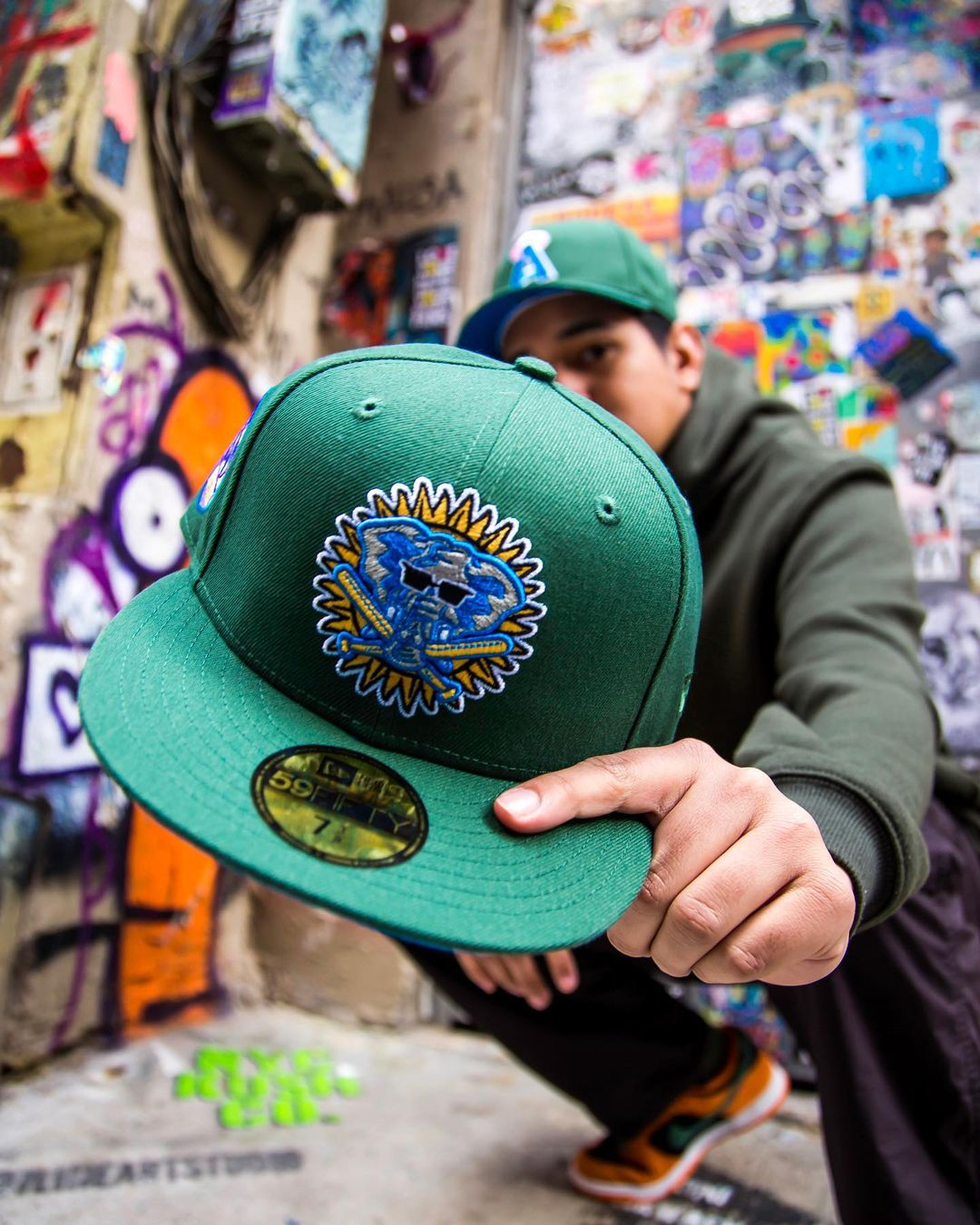 Peacock Pack Fitted Hats