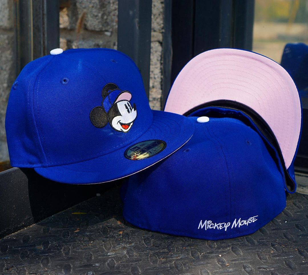 New Era x Disney Mickey Mouse Team Collective 59Fifty Fitted Hat