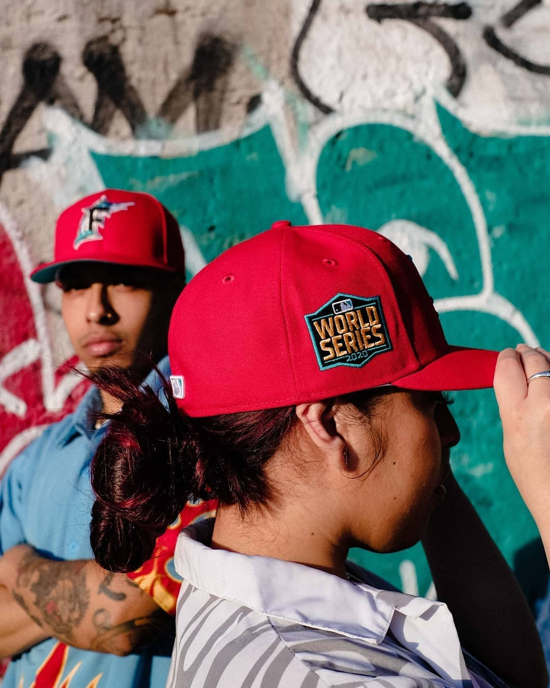 Captain Fitted Hats