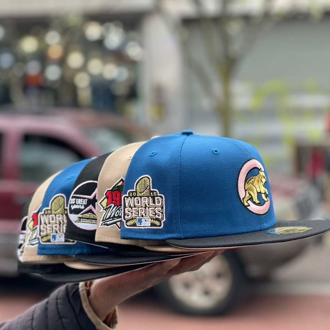 Exclusive Fitted New Drop 4-19-21