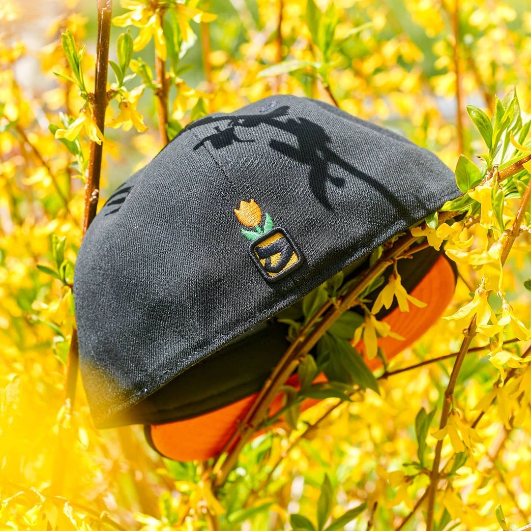 Hive Champions B's 2021 Fitted Hat