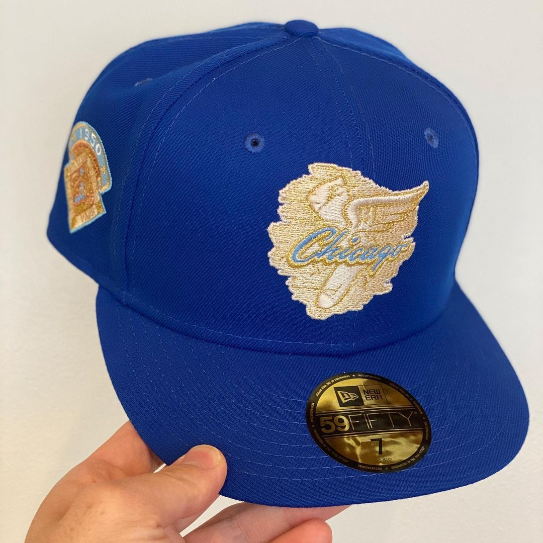 Chicago White Sox 1950 All Star Fitted Hat
