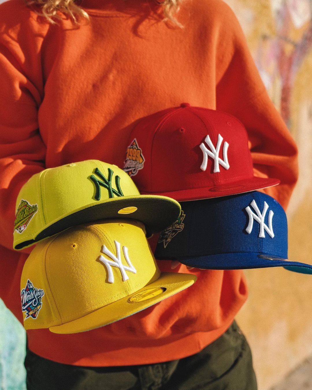 Gum Pack Fitted Hats