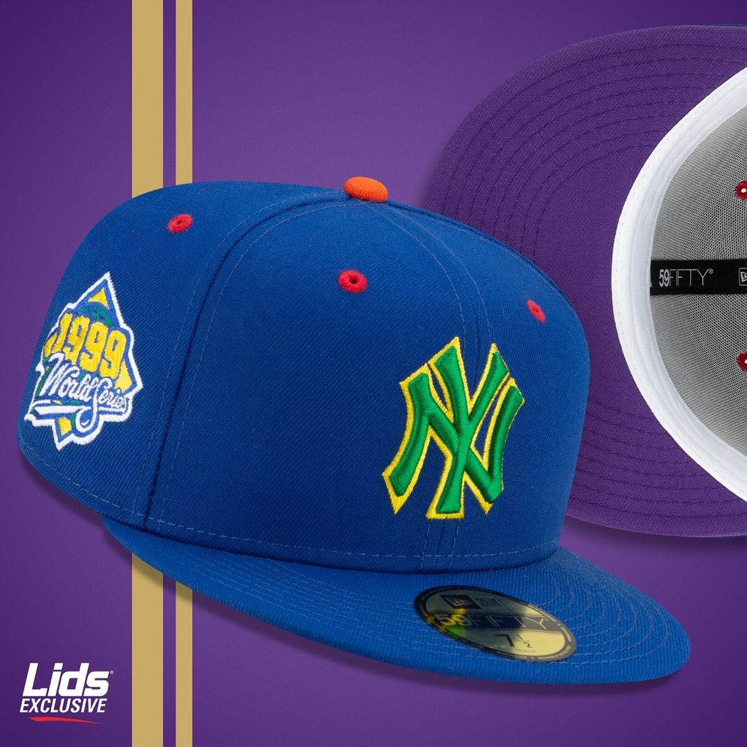 MLB Ultimate Patch Fitted Hats Sold By Lids