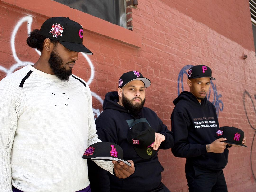 Moon Rock Fitted Hats