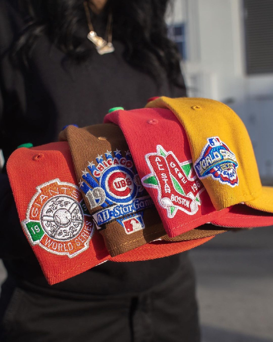 Ball Park Snack Pack Fitted Hats