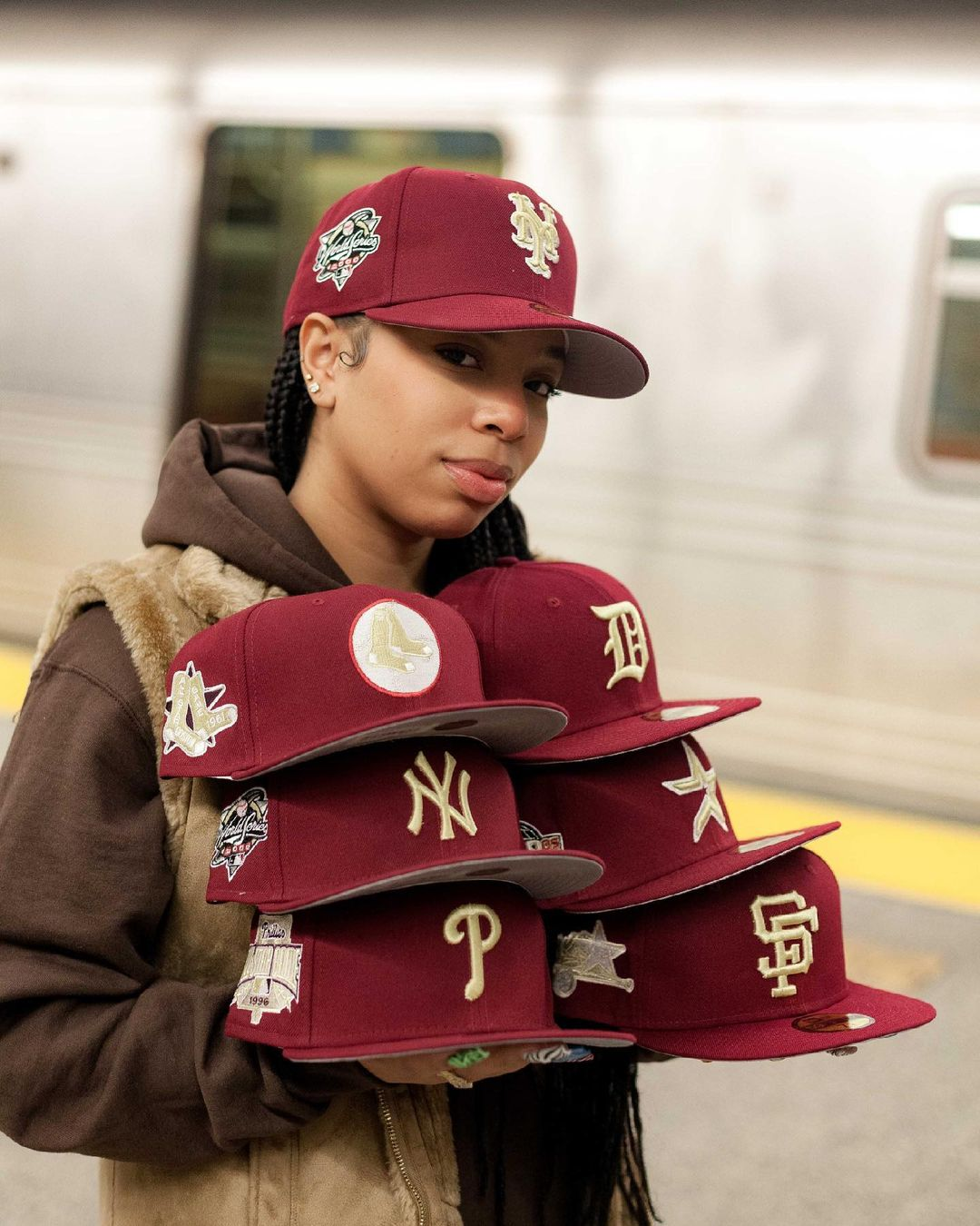 Beanpot Fitted Hats