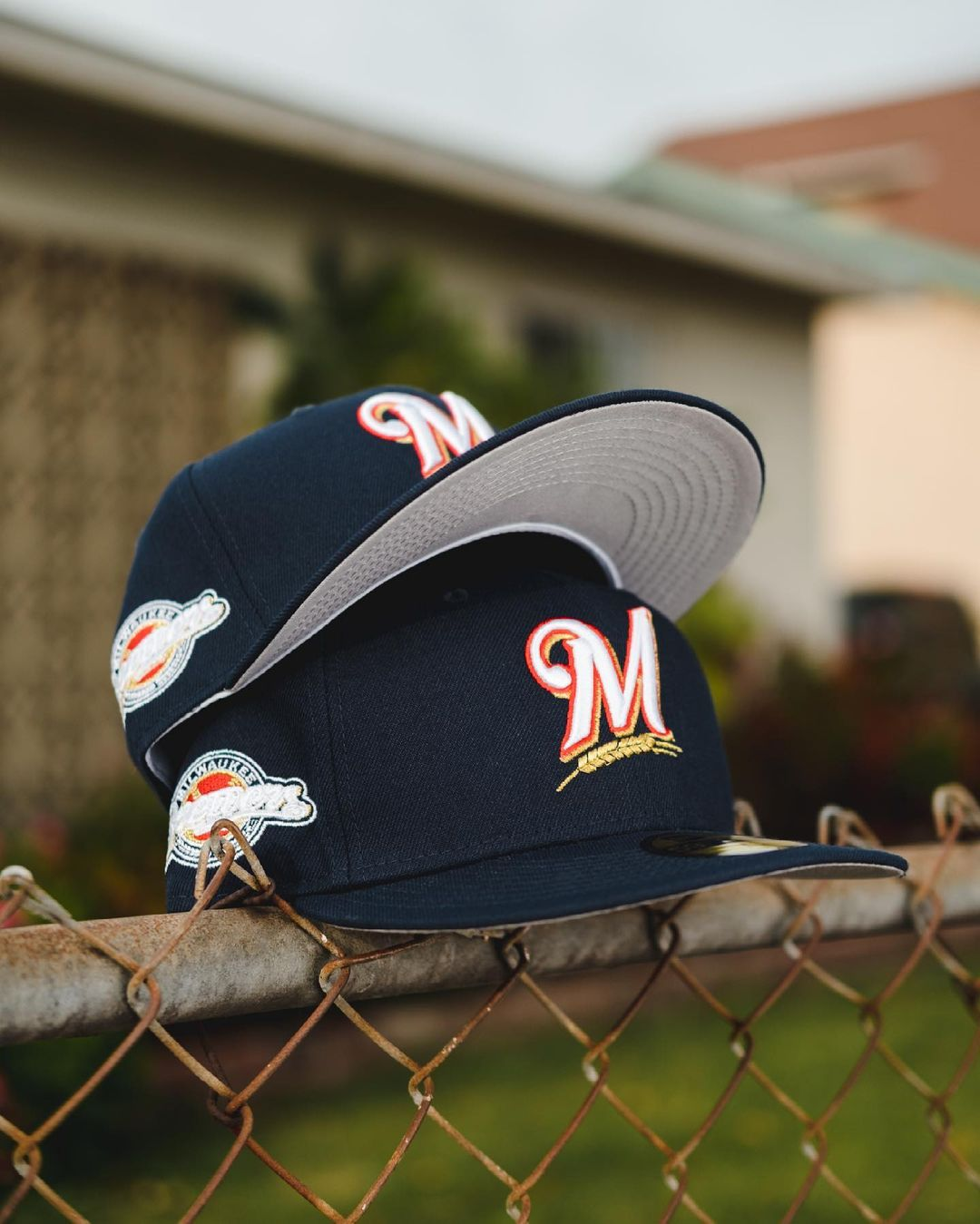 Beer Pack Fitted Hats